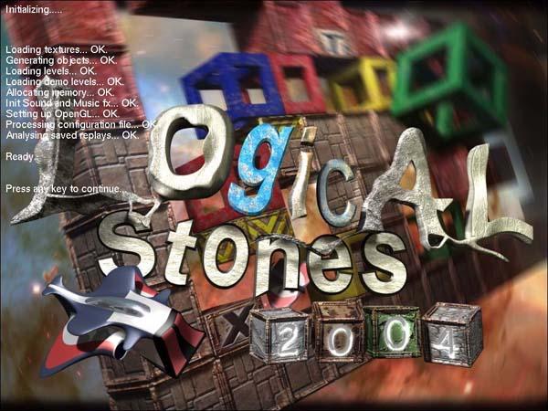 Logical Stones 2004 Screen shot